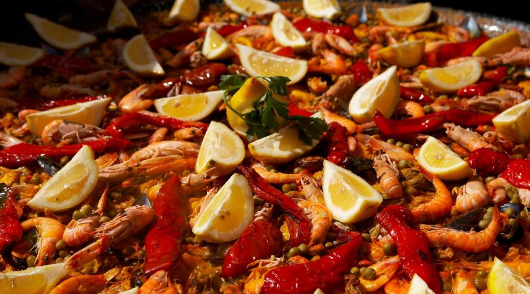 Serata paella al ristorante I Tre Monelli