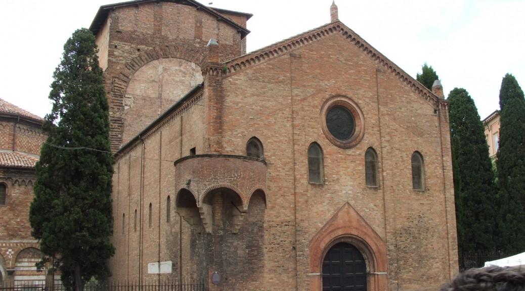 La Basilica di Santo Stefano a Bologna