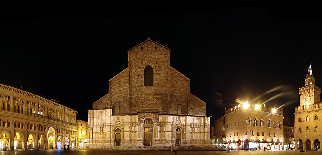 Piazza Maggiore di Bologna