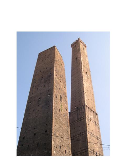 La Torre degli Asinelli di Bologna